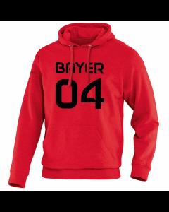 Bayer 04 Leverkusen Jako duks sa kapuljačom