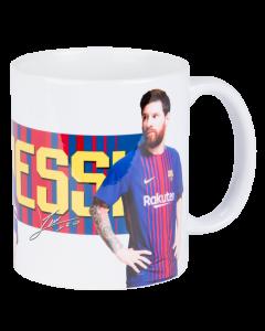 FC Barcelona skodelica Messi