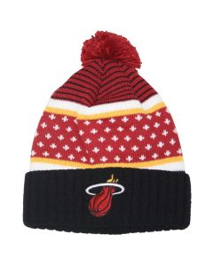 Miami Heat Mitchell & Ness The Highlands zimska kapa (KW02Z)