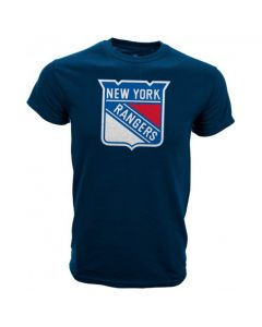 New York Rangers Levelwear Core Logo T-Shirt (400000-rang)