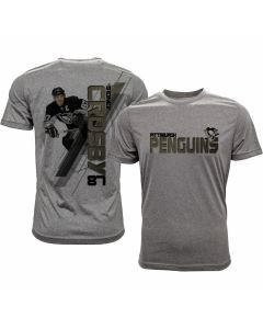 Pittsburgh Penguins Levelwear Spectrum T-Shirt Sidney Crosby