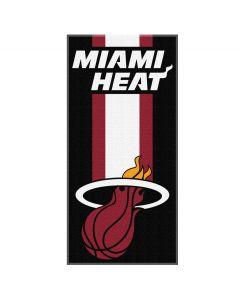 Miami Heat brisača 75x150