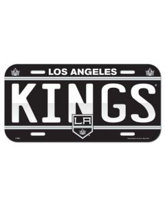 Los Angeles Kings avto tablica