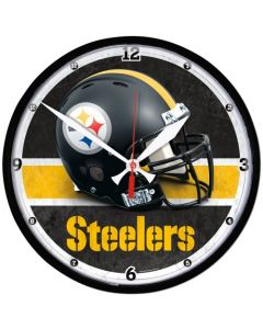 Pittsburgh Steelers Wanduhr