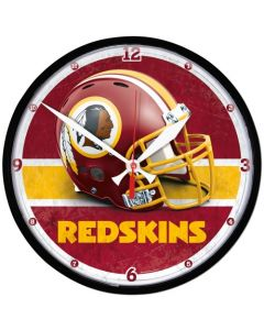 Washington Redskins zidni sat