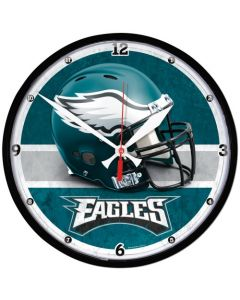 Philadelphia Eagles Wanduhr