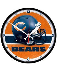 Chicago Bears Wanduhr