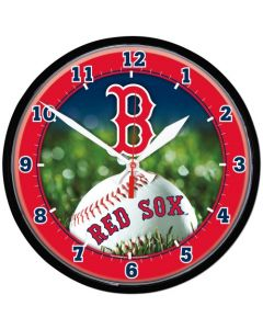 Boston Red Sox Wanduhr