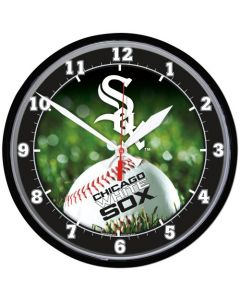 Chicago White Sox Wanduhr