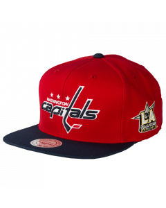 Washington Capitals Mitchell & Ness Mütze NHL 2017 All Star Game (464VZ)