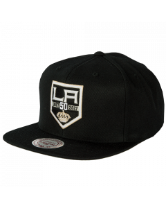 Los Angeles Kings Mitchell & Ness Mütze 50th Anniversary (466VZ)