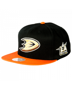 Anaheim Ducks Mitchell & Ness Mütze NHL 2017 All Star Game (464VZ)
