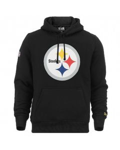 New Era Pittsburgh Steelers Team Logo Kapuzenjacke (11073756)