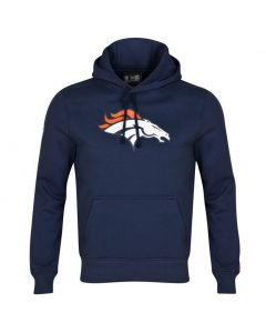 New Era Denver Broncos Team Logo Kapuzenjacke Hoody (11073772)