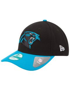 New Era 9FORTY The League kačket Carolina Panthers (10517891)