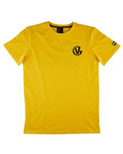 RK Gorenje Velenje otroška majica Kempa Črno rumeno kot eno