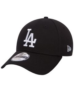 Los Angeles Dodgers New Era 9FORTY League Essential kačket Black (11405493)
