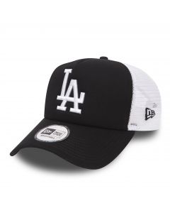 Los Angeles Dodgers New Era Clean Trucker kačket Black (11405498)