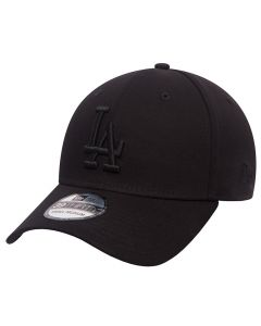 Los Angeles Dodgers New Era 39THIRTY League Essential kačket Black (11405496)
