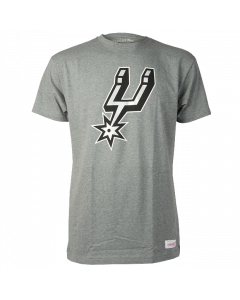 Mitchell & Ness Team Logo T-Shirt San Antonio Spurs