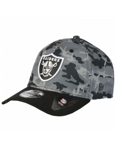 New Era 39THIRTY Camo Team Stretch Mütze Oakland Raiders (80489250)