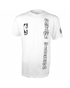 New York Knicks Mitchell & Ness Downcourt Long T-Shirt