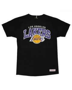 Los Angeles Lakers Mitchell & Ness Team Arch majica