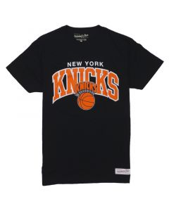New York Knicks Mitchell & Ness Team Arch T-Shirt