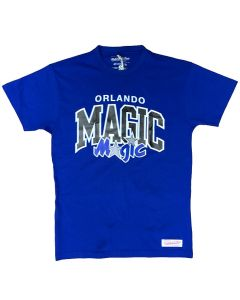 Orlando Magic Mitchell & Ness Team Arch T-Shirt