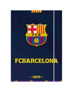 FC Barcelona Mappe A4 / 4R