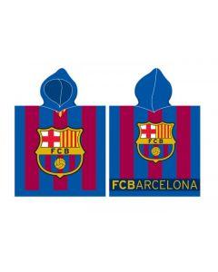 FC Barcelona poncho brisača 120x60