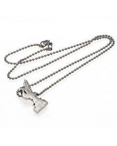 Liverpool Halskette mit Anhänger aus Edelstahl