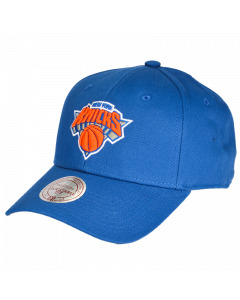 New York Knicks Mitchell & Ness Low Pro Mütze