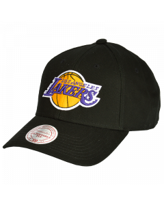 Los Angeles Lakers Mitchell & Ness Low Pro kapa