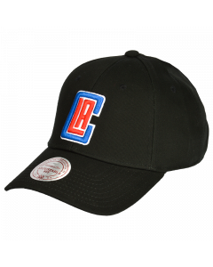 Los Angeles Clippers Mitchell & Ness Low Pro Mütze