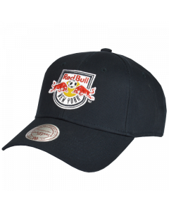 New York Red Bulls Mitchell & Ness Low Pro Mütze