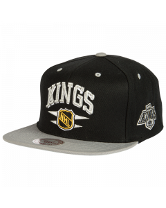 Los Angeles Kings Mitchell & Ness Double Diamond kapa
