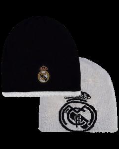 Real Madrid otroška obojestranka zimska kapa N°2