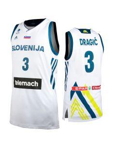 Slovenija Adidas KZS moški dres Home Dragić 3