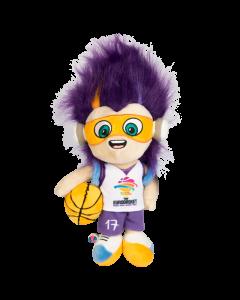 Maskota Sam Dunk EuroBasket 2017