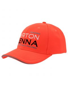 Ayrton Senna McLaren Three Times World Champion Mütze