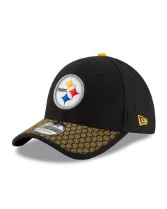 New Era 39THIRTY Sideline kapa Pittsburgh Steelers (11462114)
