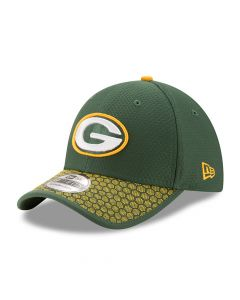 New Era 39THIRTY Sideline Mütze Green Bay Packers (11462133)