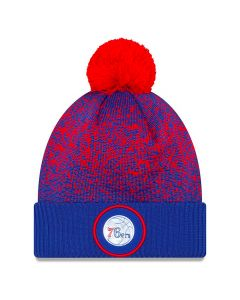 New Era On-Court Wintermütze Philadelphia 76ers (11471521)