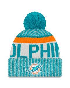 New Era Sideline Wintermütze Miami Dolphins (11460392)