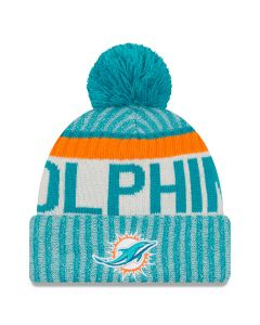 New Era Sideline zimska kapa Miami Dolphins (11460392)