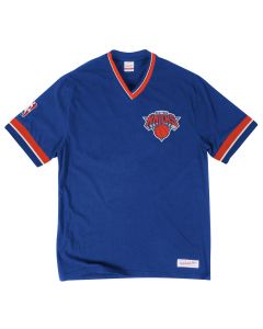 New York Knicks Mitchell & Ness Overtime Win Vintage 2.0 T-Shirt