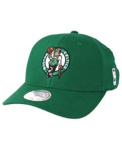 Boston Celtics Mitchell & Ness Flexfit 110 Low Pro Mütze