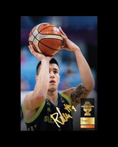 Poster Matic Rebec Eurobasket 2017