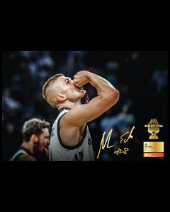 Poster Edo Murić Eurobasket 2017
